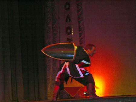 Золотой Дракон 2007
