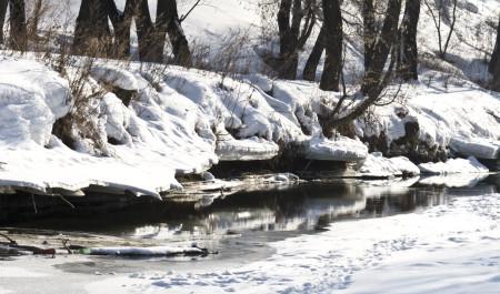 Коломна зимой
